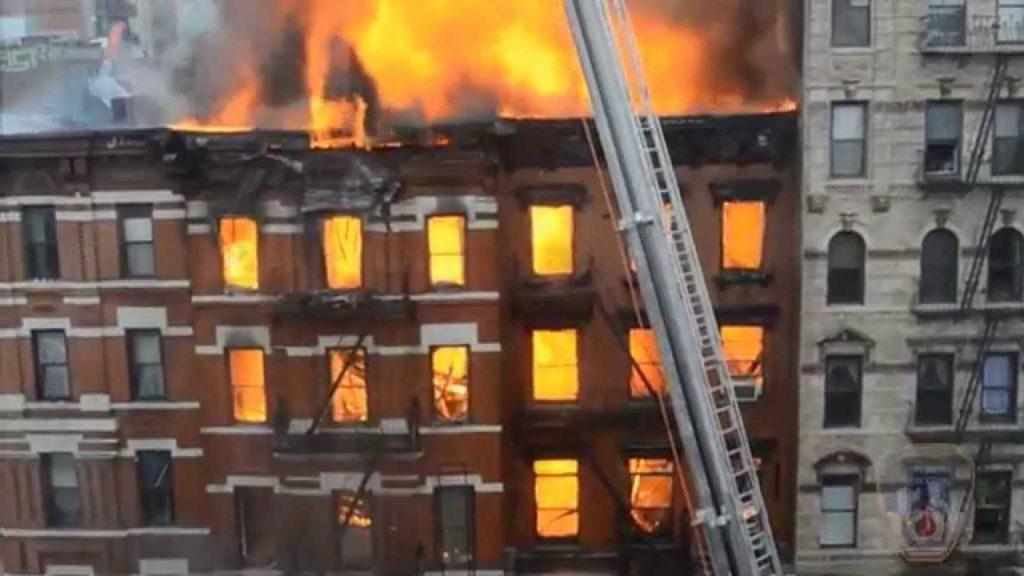Противопожарная безопасность в многоквартирном доме