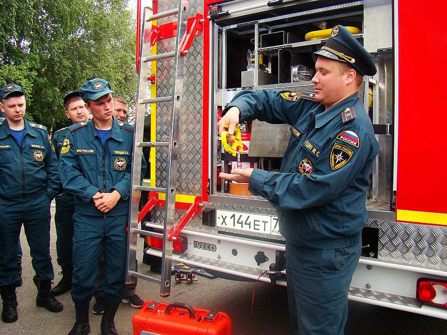 Что должен знать пожарный