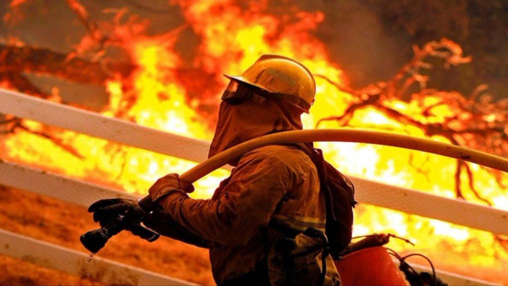 Ответственность пожарного