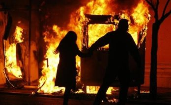 Памятка действия при пожаре