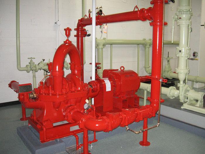 Спринклерная система пожаротушения – принцип работы