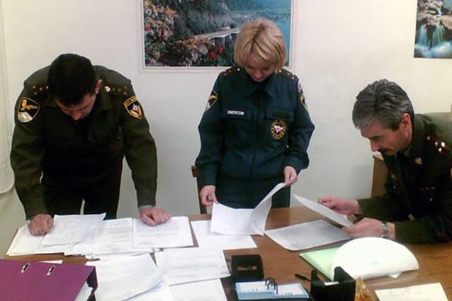 Проверка пожарной документации