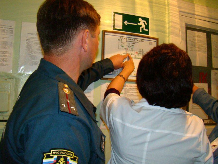 Ревизия эвакуационных маршрутов