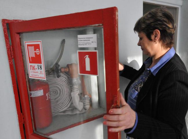 Обязанности ответственного за пожарную безопасность