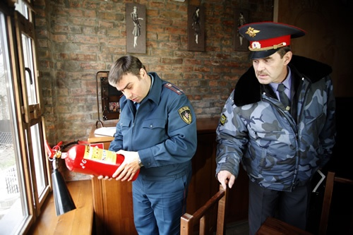 Кто несет ответственность за пожарную безопасность