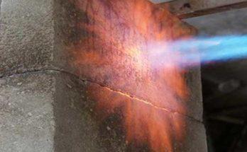 Предел огнестойкости строительных конструкций