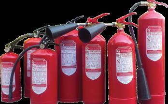 Виды порошковых огнетушителей