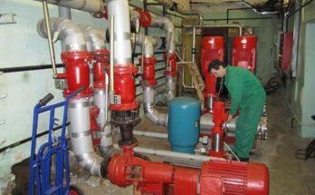 Противопожарное снабжение воды