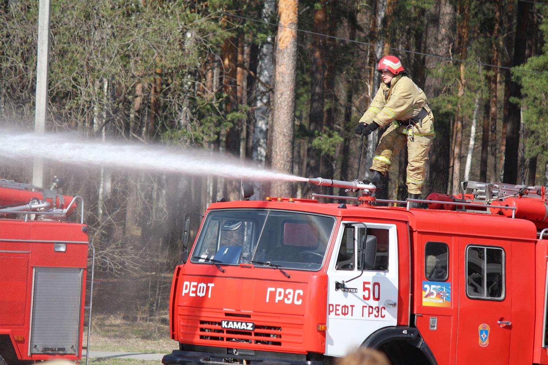 Любое действие на пожаре регламентируется законом