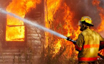 Степени пожара