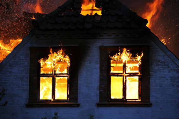 Внутренний пожар