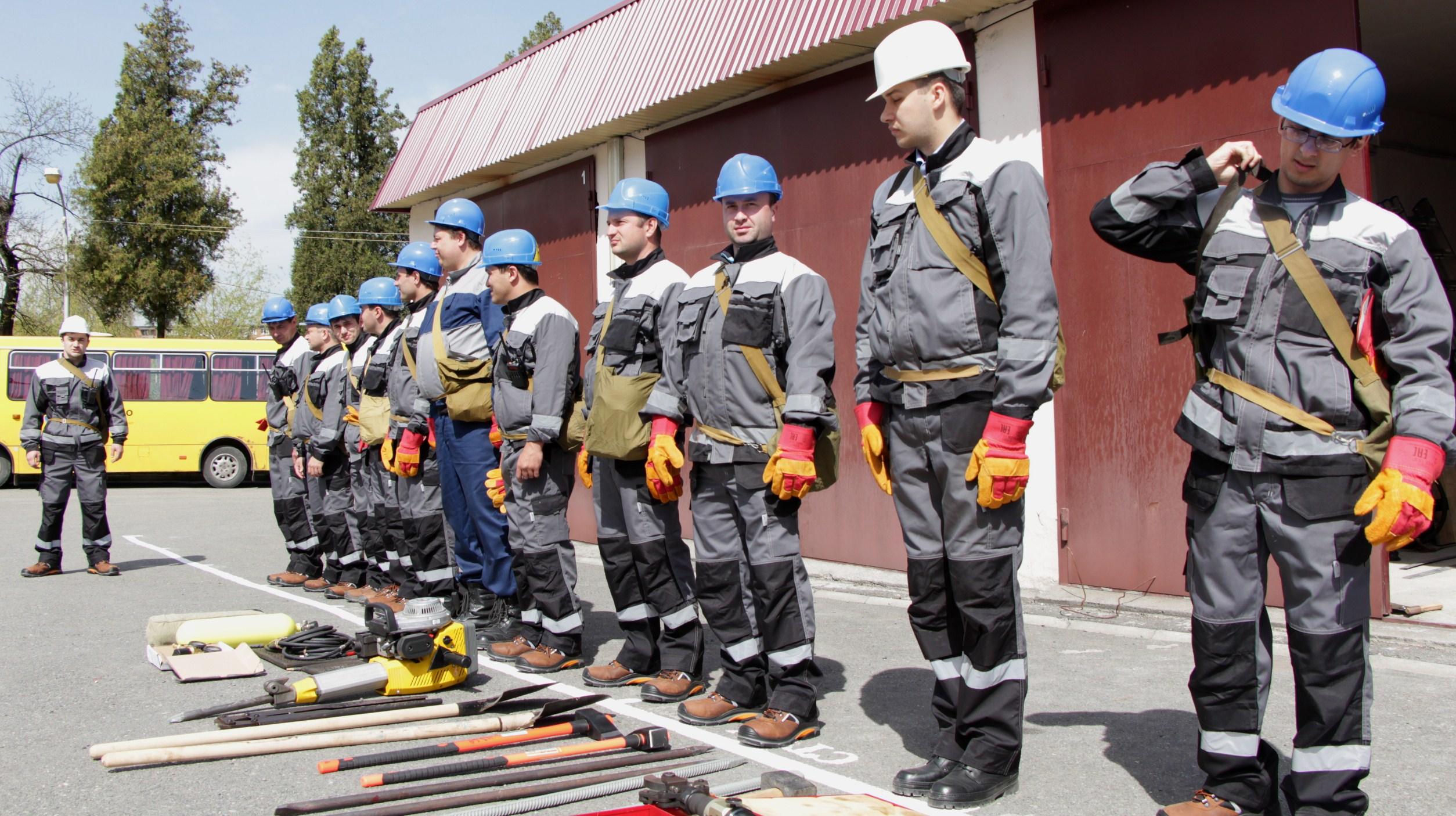 Нештатные пожарные формирования