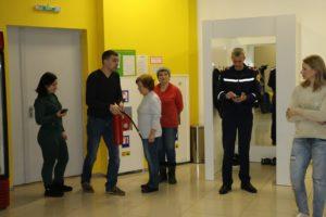 Практические занятия с техническим персоналом офиса