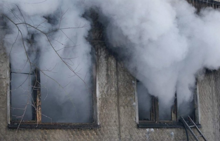 Дым и токсичные вещества