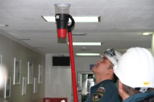 Проверка работоспособности пожарных оповещателей