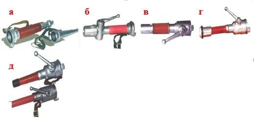 а) РС-70 и РС-50, б) СРК-50, в) РСК-50, г) РСКЗ-70, д) РСП-50 и РСП-70
