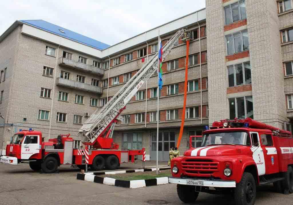 Средства спасения при пожаре
