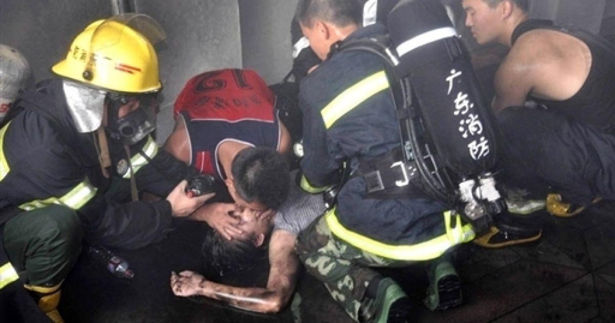 Пожарный риск – негативные факторы, влияющие на человека при пожаре