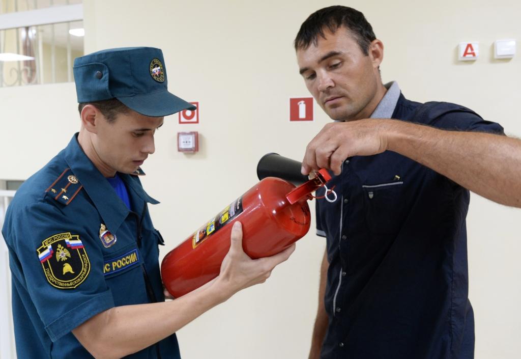 Пожарный надзор