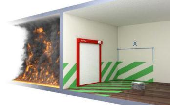 Противопожарная стена