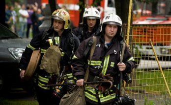 Профессия — пожарный