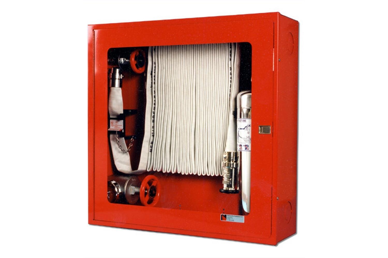 Шкаф пожарный ШП-К с укладкой рукава