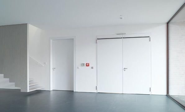 Конструкции 2-го типа для офисных и производственных объектов