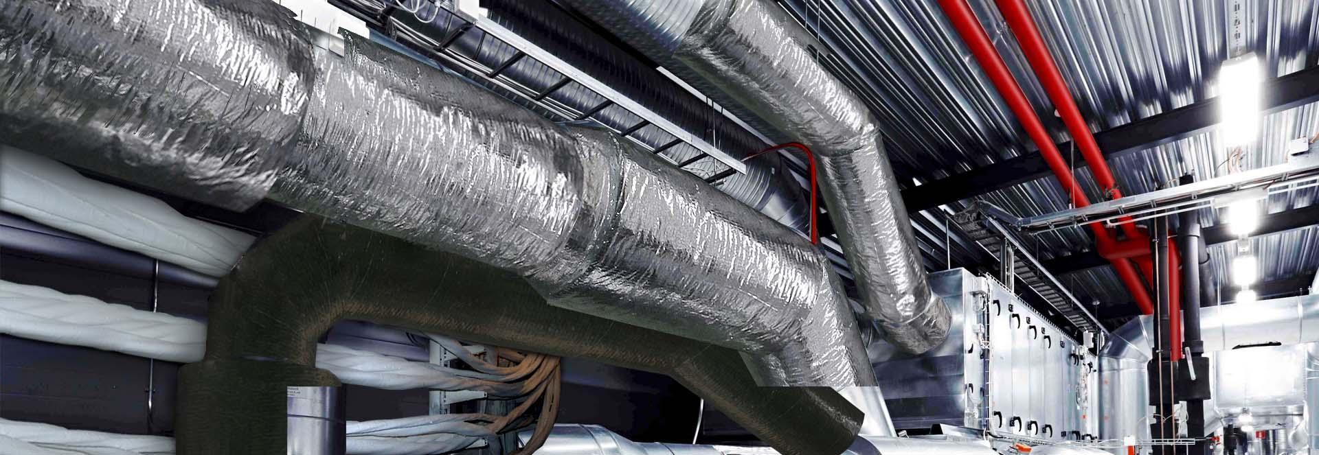 Базальтовая огнезащита вентиляционных систем