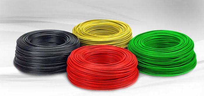 Производители предлагают различные виды огнеупорных кабелей