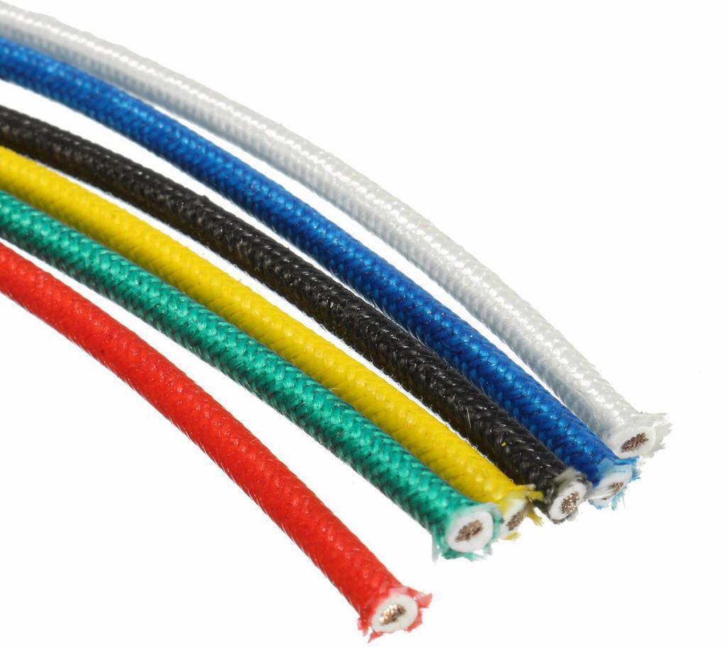 Жаропрочные провода для сауны и бани