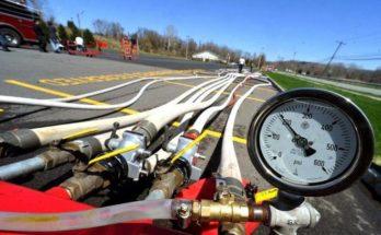 Испытания пожарных рукавов
