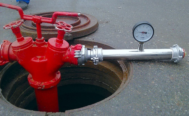 Способы проверки пожарного гидранта