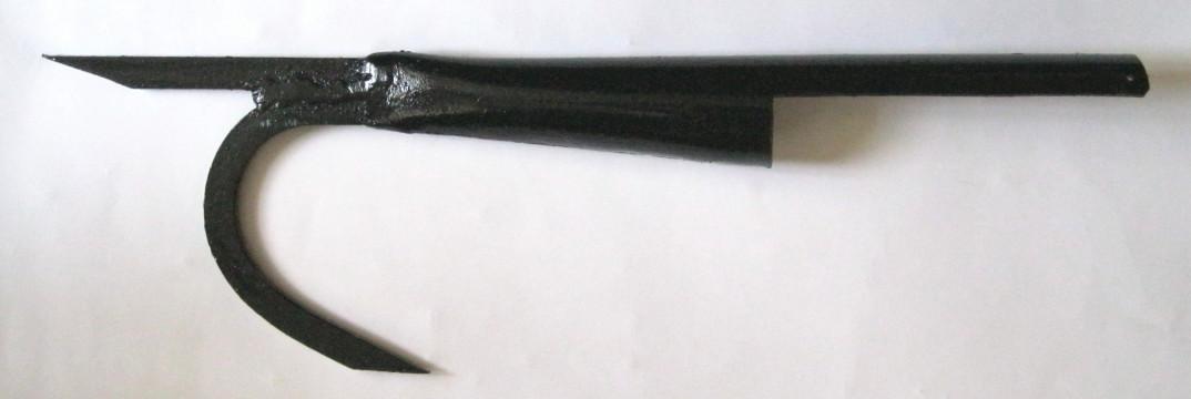 Крюк для насадного багра