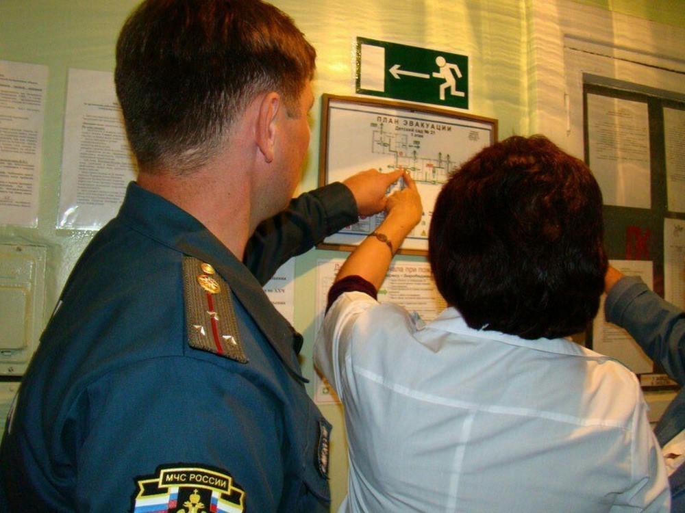 Проверка медицинского учреждения
