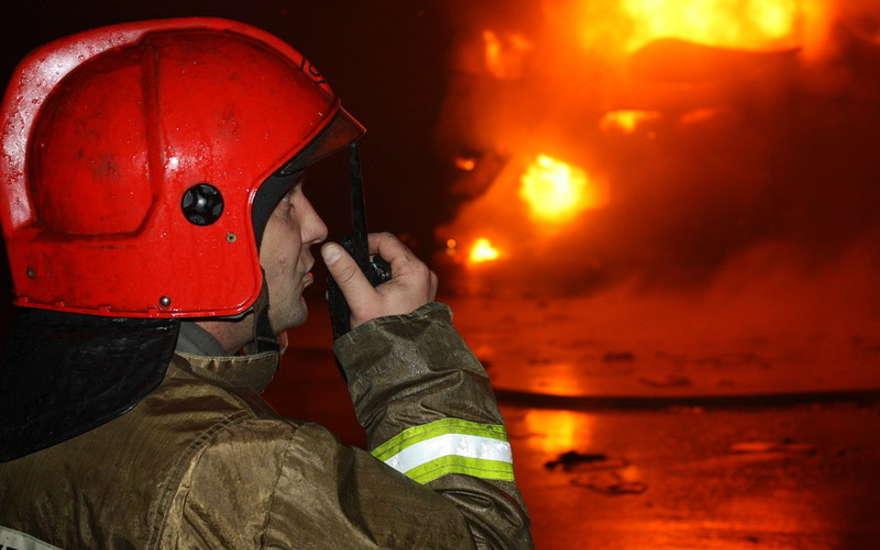 Связь на пожаре