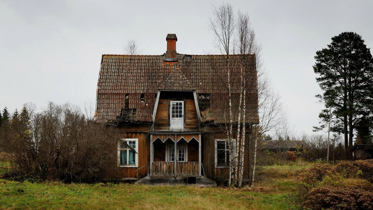 Старый дом страхованию не подлежит
