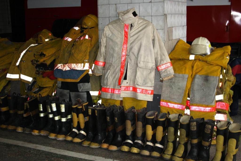 Пожарная амуниция
