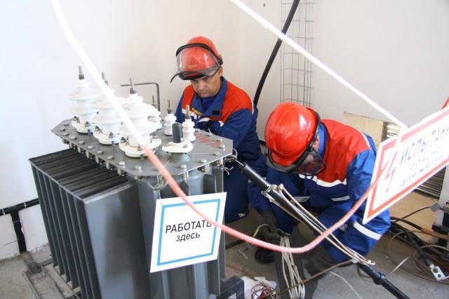 Монтаж электроустановок в соответствии с требованиями проекта