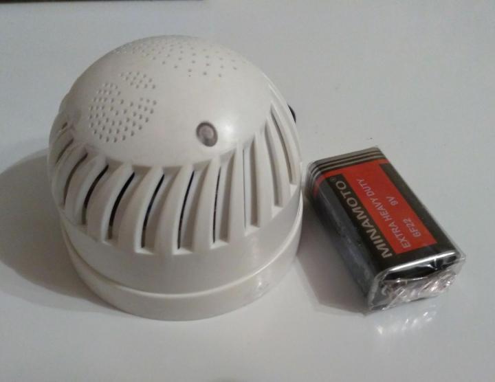 Автономный прибор, работающий от батарейки