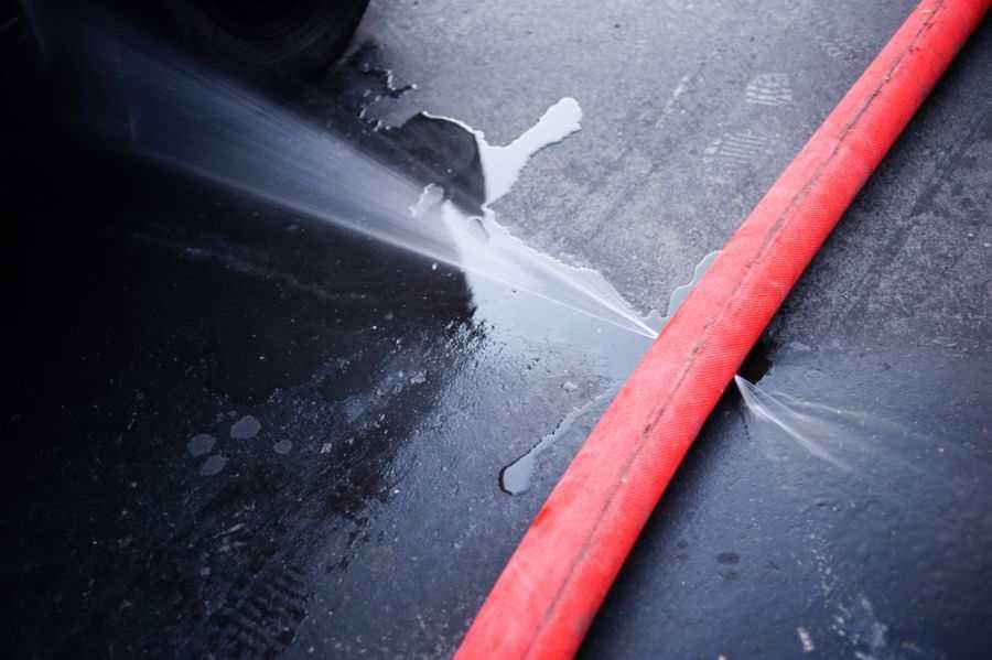 Пожарные рукава с дефектами подлежат ремонту или списанию с последующей утилизацией