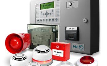 Элементы пожарной автоматики