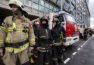 Пожарный расчет пожарного автомобиля