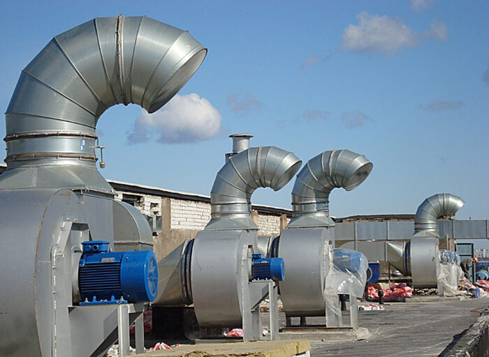 Вентиляторы системы дымоудаления