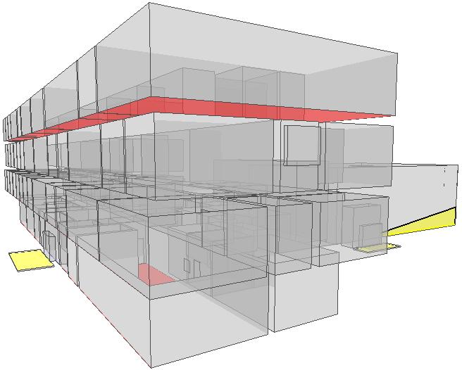 Противопожарные отсеки в многоэтажных зданиях