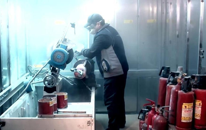 Утилизация проводится со всеми требованиями охраны труда