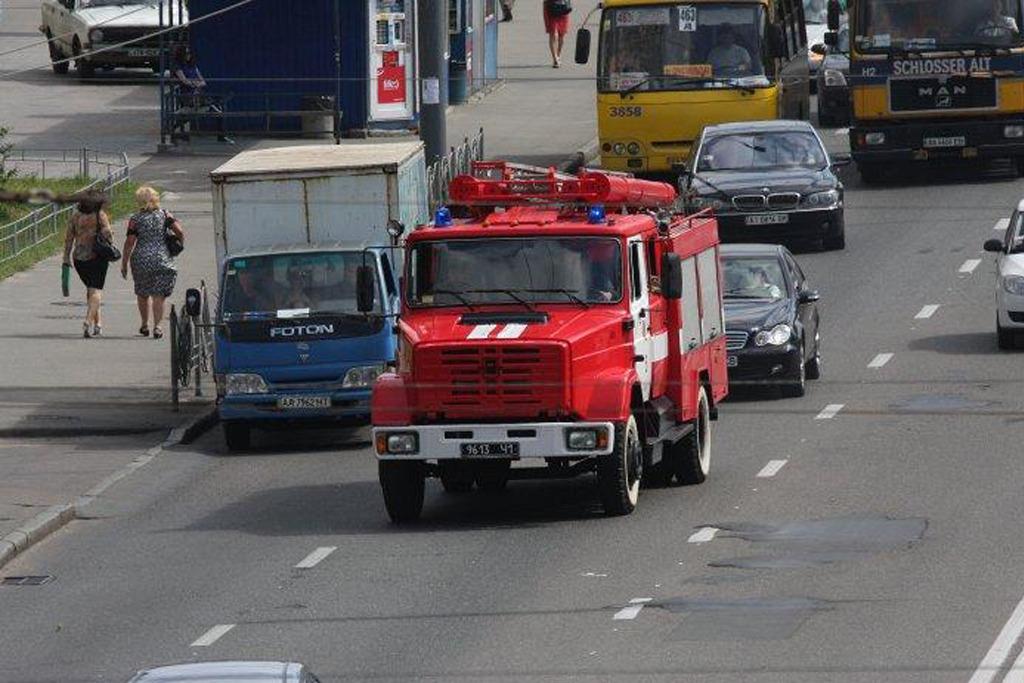 Случайные факторы, мешающие увеличению скорости пожарной машины