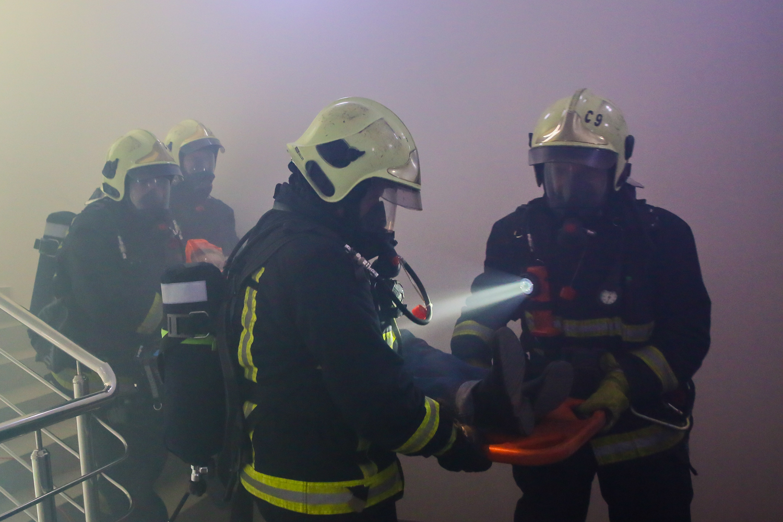 Как работают спасатели