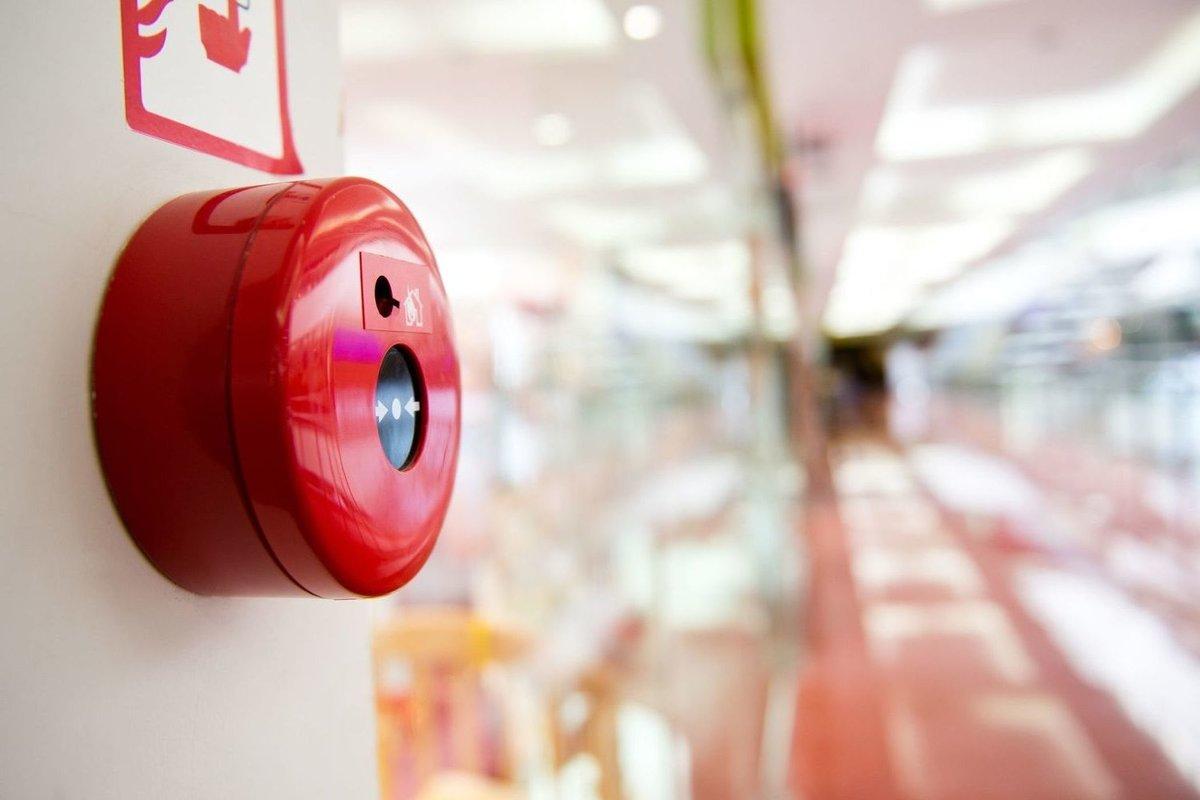 Пожарная сигнализация увеличивает скорость прибытия пожарных