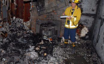 Исследование причин пожара